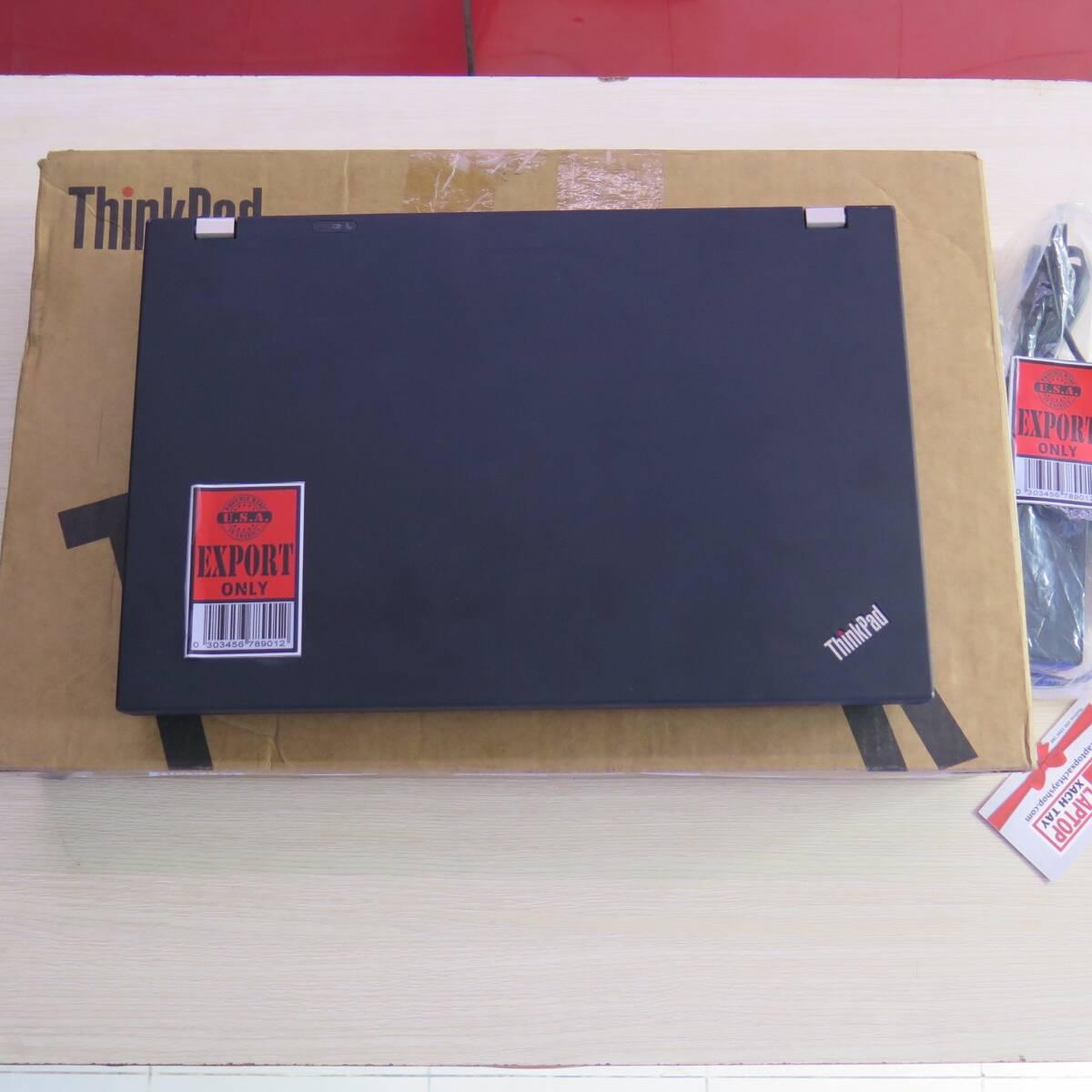 Lenovo Thinkpad T510 I7 620M 4GB 320GB HD Plus