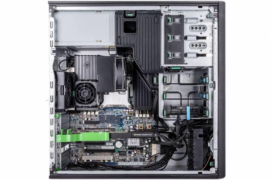 HP Workstation Z420 Xeon E5 2620 RAM 16GB SSD 240GB + HDD