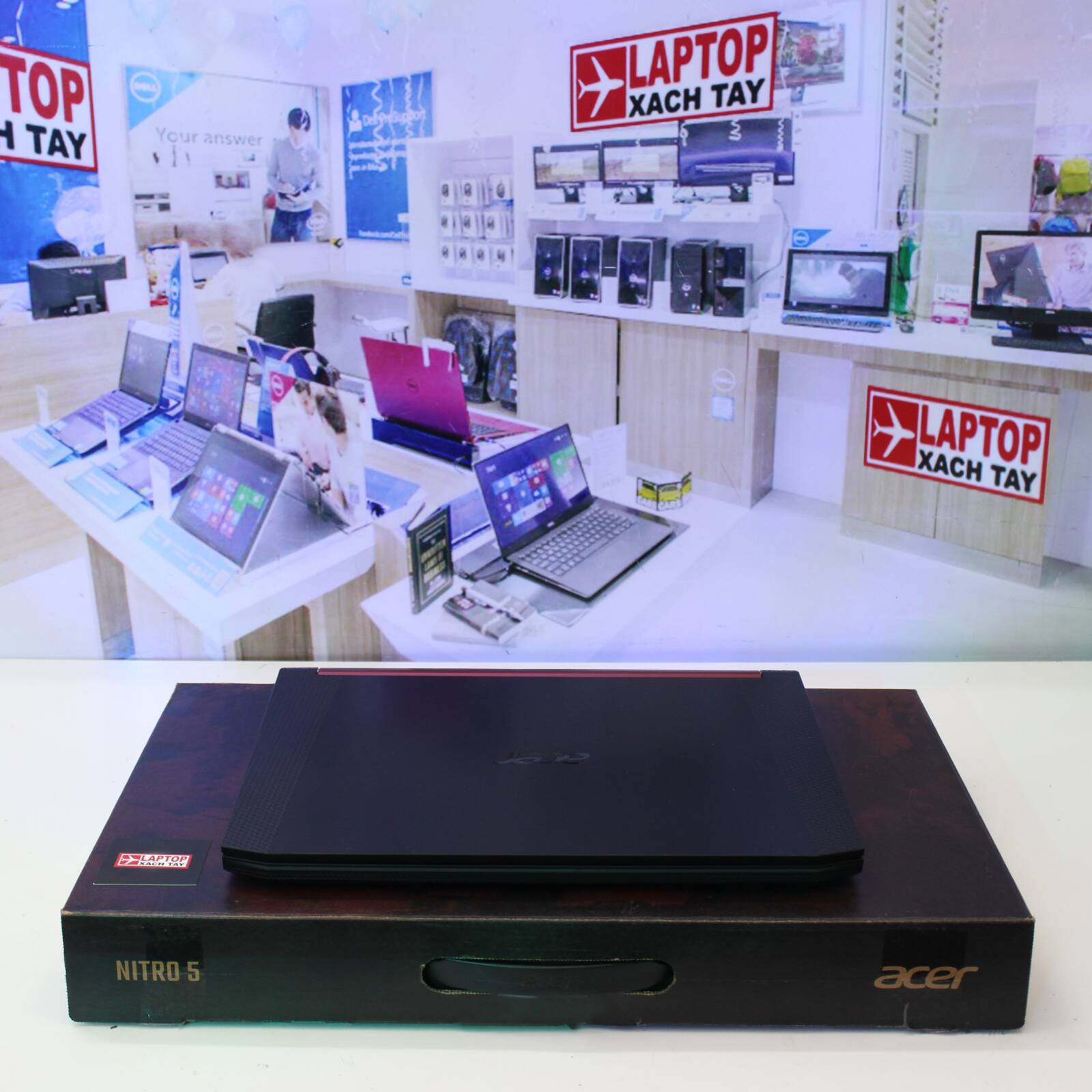 Acer Nitro 5 AN515 52 I7 8750H RAM 8GB HDD 1TB Nvidia Gefore