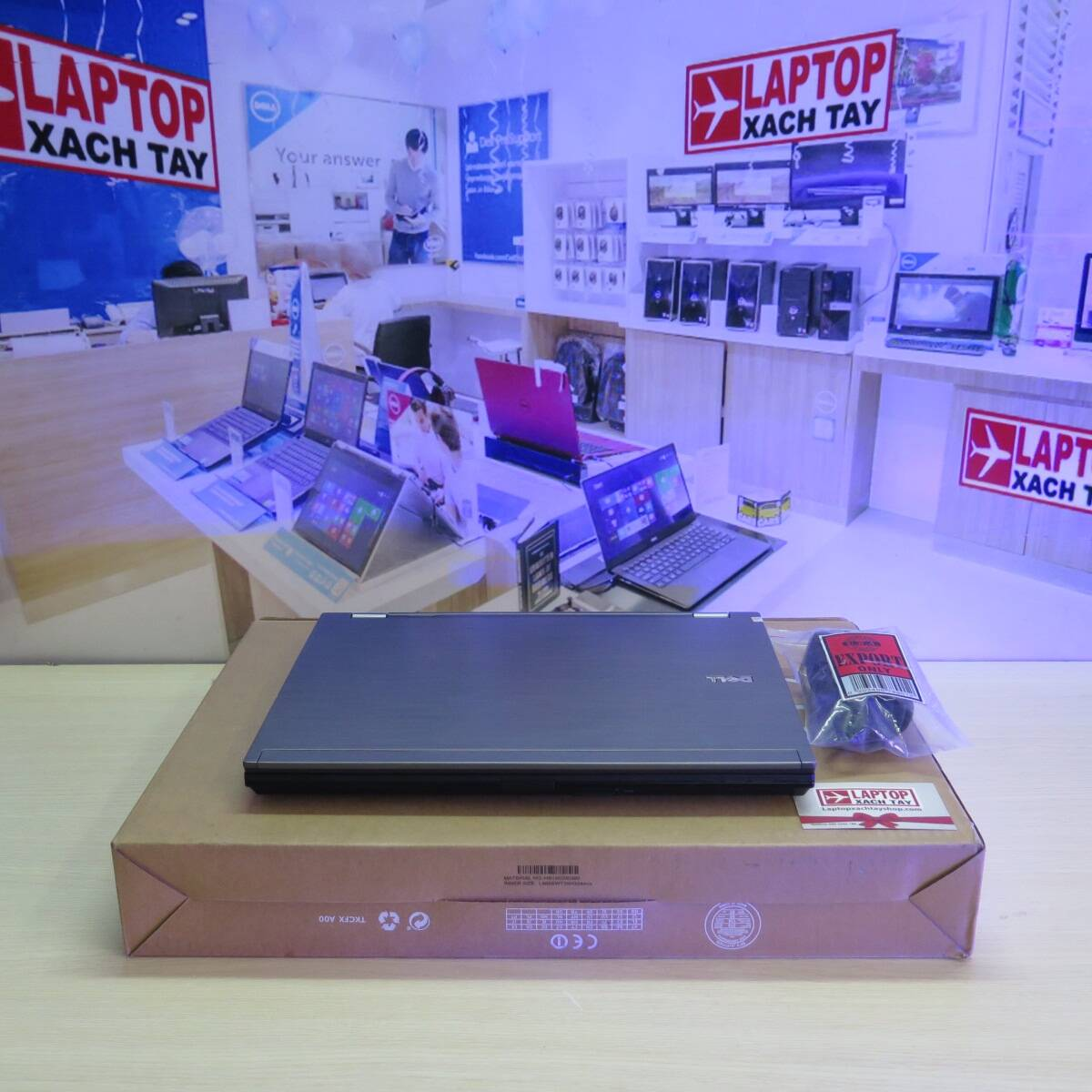Dell Latitude E6410 I5 520M RAM 4GB HDD 500GB