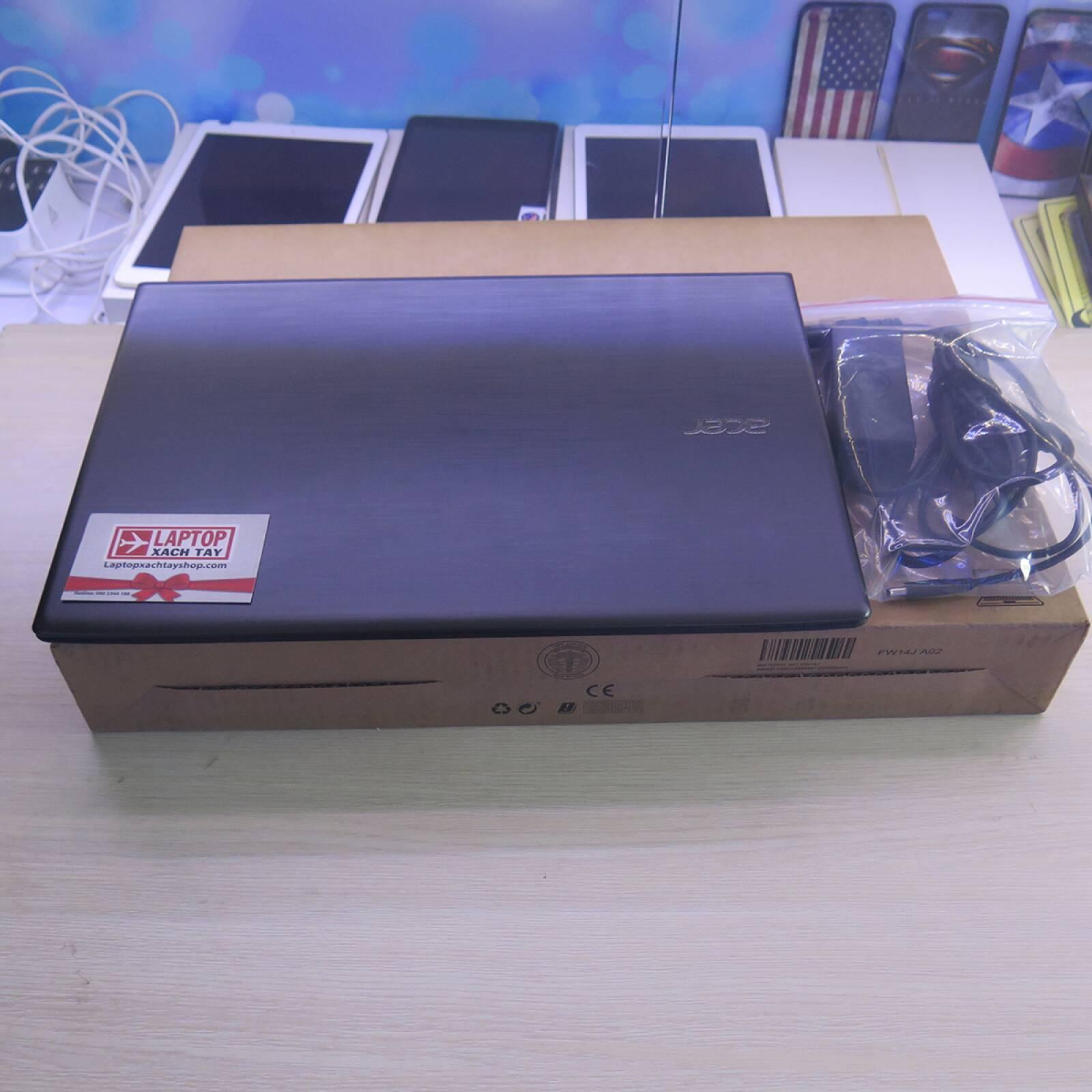Acer Aspire E5 575 I5 7200U 4Gb 500Gb 940MX VGA FHD