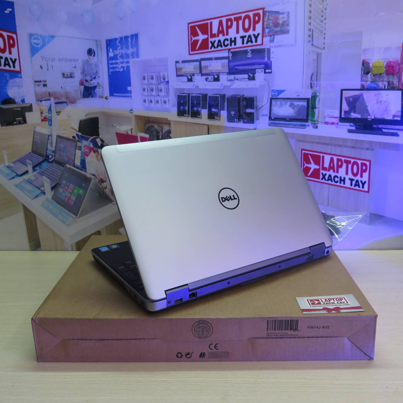 Laptop Dell Latitude E6540 tại Laptopxachtayshop.com