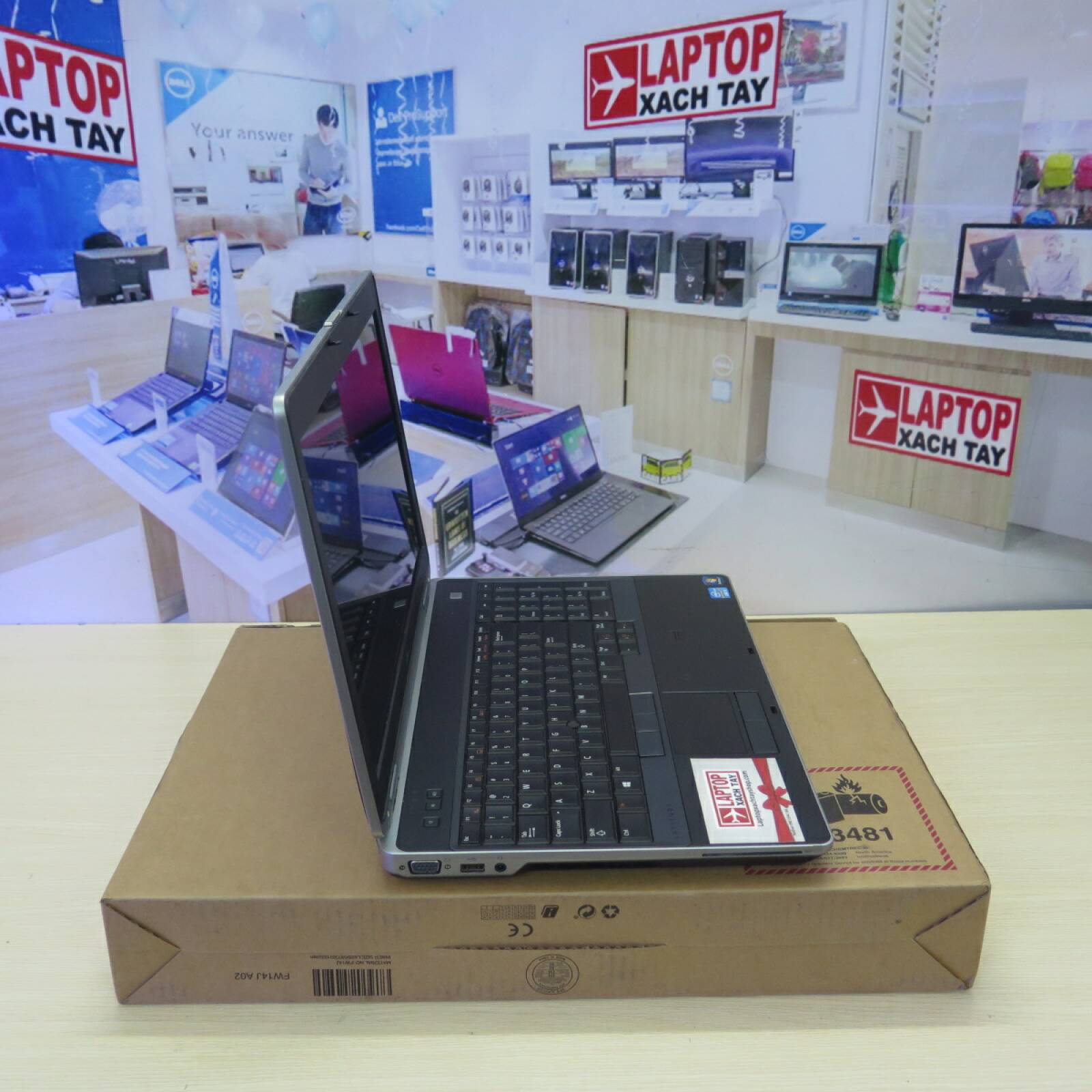 Dell Latitude E6530 - Laptopxachtayshop.com