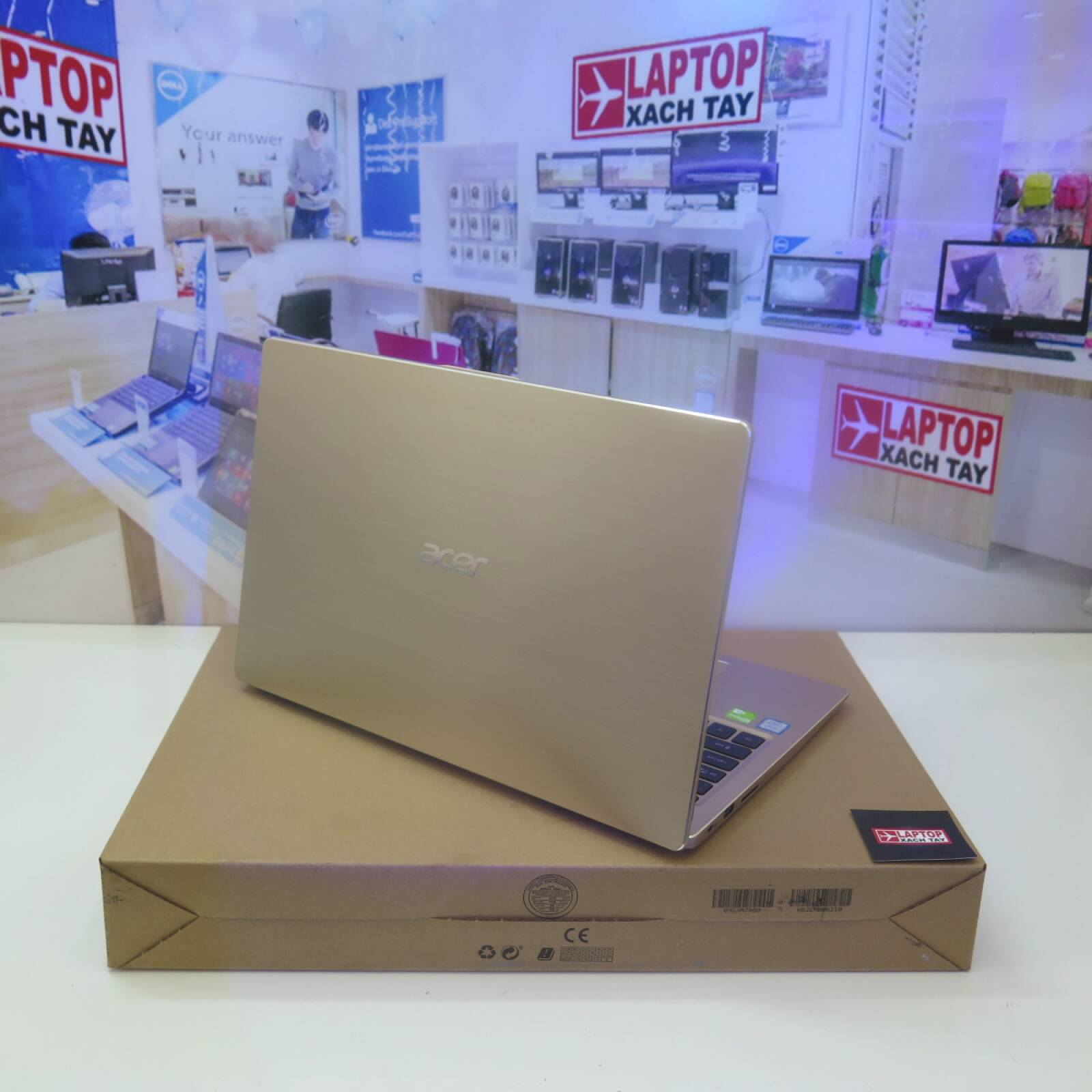 Acer Swift SF315 tại Laptopxachtayshop.com
